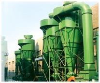 BXM high efficiency cyclone dust collector
