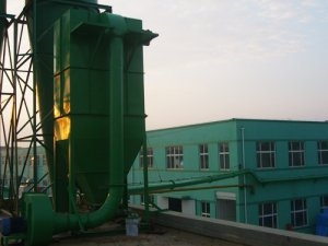 Desheng Wood Industry Co., Ltd., Qingdao Goodwood burst precipitator installation site